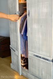 to narnia the thinking closet
