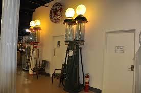 pierce arrow museum old gas pumps