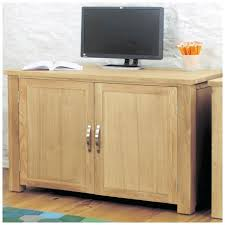 oak hidden home office. Oak Hidden Home Office Computer Desk