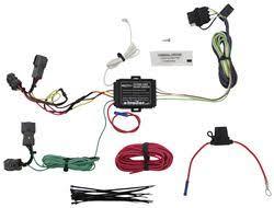 best 2016 hyundai santa fe trailer wiring options video etrailer com hopkins plug in simple vehicle wiring harness 4 pole flat trailer connector