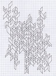 patterns to draw on graph paper untitled crochet pinterest drawings doodles and doodle art
