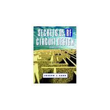 Rf Circuit Design Bowick Secrets Of Rf Circuit Design Hardcover Joseph J Carr On