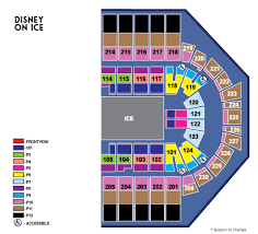 Disney On Ice Xl Center Seating Chart 56 Rare Hartford Xl Seating Chart