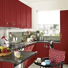 Meuble Cuisine Rouge Leroy Merlin Inspiration Cuisine