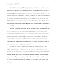 environmental pollution causes essay causes of pollution essay examples kibin