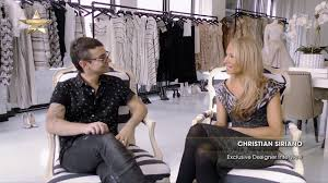 Interview Of A Fashion Designer Christian Siriano Interview By Indira Cesarine For Fashion