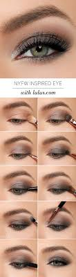 makeup ideas for new years eve nyfw inspired eye shadow tutorial this article covers