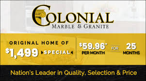 countertop specials and promotions special