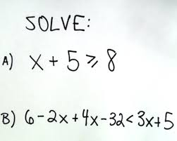solving linear inequalities made easy