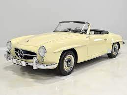 The mileage when purchased in 1995 was. 1959 Mercedes Benz 190sl Is Listed Sold On Classicdigest In Macedonia By For 139900 Classicdigest Com