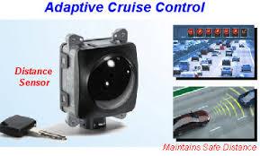 diagnose cruise control adaptive cruise control