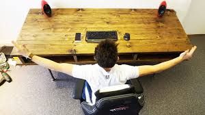 custom built desks home office. Custom Built Office Desk. Elegant Desk 2445 Building The Ultimate Fice Episode 2 Desks Home T