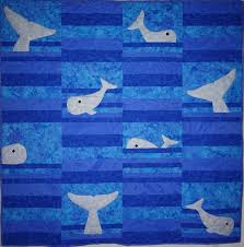 Fun Threads Designs Whale Tails Quilt Pattern By Funthreads Designs Llc 2015