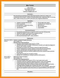 Janitorial Resume Sample Lead Custodian Outside Sales