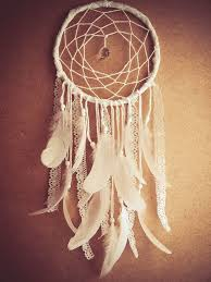 Dream Catcher With Crystals Dream Catcher White Dreams With Sparkling Crystal Prism White 12
