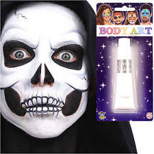 item 5 white makeup cream face paint goth vire witch zombie nurse se white makeup cream face paint goth vire witch zombie