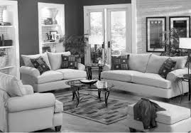 Living Room Furniture And Layout Ideas At Modern Waterfront House Open Living Room Dining Room Furniture Layout