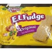 keebler cookies el fudge. Wonderful Fudge Keebler ELFudge Original Butter Sandwich Cookies With Fudge Creme Filling El