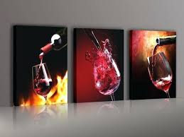wine canvas wall art nuolanart canvas wall art 3 panels framed wine canvas prints for home  on wine canvas wall art uk with wine canvas wall art benifits of wine wine canvas wall art uk