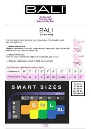 Aerie Size Chart Swim Bali Panties Size Chart Elegant Aerie Size Chart Final Nwot