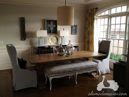 Living Room Bench With Back Mix And Match Dining Chairs And Bench With Harvest Table Dining
