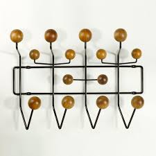 Eames Coat Rack Walnut Hang It All Special Edition Coat Rack Vitra AmbienteDirect 100