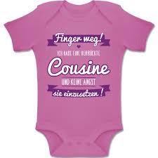 Ich Habe Eine Verrückte Cousine Lila Shirts Mehr Shirtracer