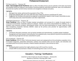 Free Resume Consultation Resume Builder For Nurses Examples Templates Nurse Practitioner 66