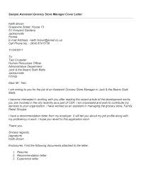 Sample Retail Cover Letter Cover Letter For Retail Jobs Examples In