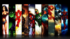 Superheroes Wallpapers (61+ background ...