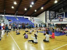 Volleyball Word Slovenia Spreading The Word Of Inclusive Sitting Volleyball