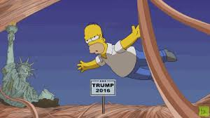 Simpsons foretell Donald Trump Wins 2016 Presidency