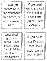 Writing Clinic   Creative Writing Prompts        Summer Holiday   ESL  worksheets Pinterest