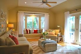 Small Living Room With Bay Window Living Room Window Seats Home