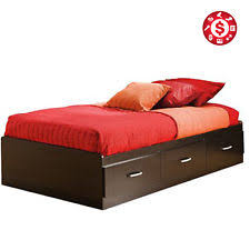 twin platform bed with drawers. Twin Platform Bed Frame With 3 Drawers 39\ P