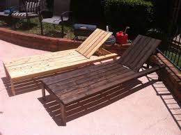 Diy Outdoor Lounge Chair Plans Diy Wood Chaise Lounge Chairs