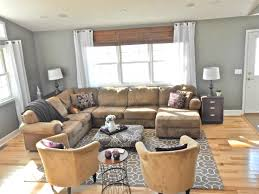 Living Rooms Painted Gray Living Room Tone Down Your Living Room With Calmer Colors Of