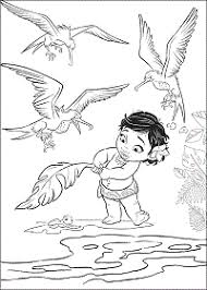 Oceania I Disegni Per Bambini Da Stampare E Colorare