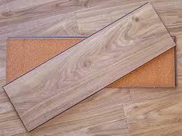 cork backed luxury vinyl flooring trident