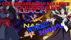 BLEACH VS NARUTO 4.0 MOBILE - KODAIKA.COM
