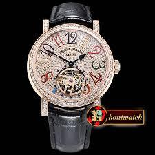 <b>Franck Muller</b> Ronde <b>Color Dreams</b> Tourbillon Diamonds replica
