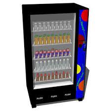 Revit Vending Machine Inspiration Vending Machine C48 48D Model FormFonts 48D Models Textures