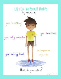 Listening to My Body - Gabi Garcia Books