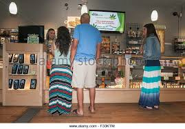 denver recreational dispensaries. selling medical and recreational marijuana at dispensary. denver, co - stock image denver dispensaries