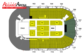 Agganis Arena Seating Chart Concert Concertsforthecoast
