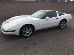Used 1995 Chevrolet Corvette ZR1 Coupe ZR-1 for Sale in Concord ...