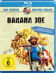 Banana Joe [Blu-ray]: Amazon.de: Spencer, Bud, Barra, Gianfranco, Langner,  Marina, Garinei, Enzo, Scarpetta, Mario, Philipp, Gunther, Vanzina,  Stefano, Spencer, Bud, Barra, Gianfranco: DVD & Blu-ray