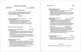 Preparing A Resume Preparing An Effective Sales Resume Franks Employment
