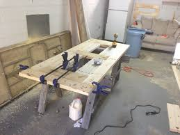 diy outdoor table with cooler. Modified PATIO TABLE WITH BUILT-IN BEER/WINE COOLERS Diy Outdoor Table With Cooler T