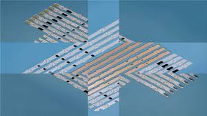 <b>832mm 14 Piece/Set</b> LED Array Bars For Samsung - YouTube